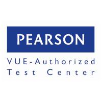 Logo Pearson Vue Authorized Test Center