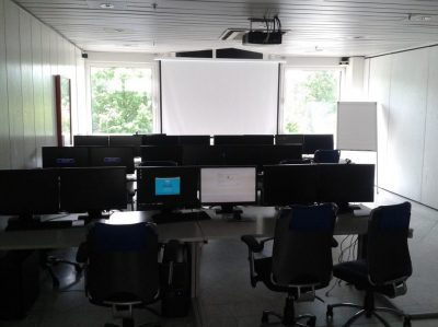 Schulungsraum Metz