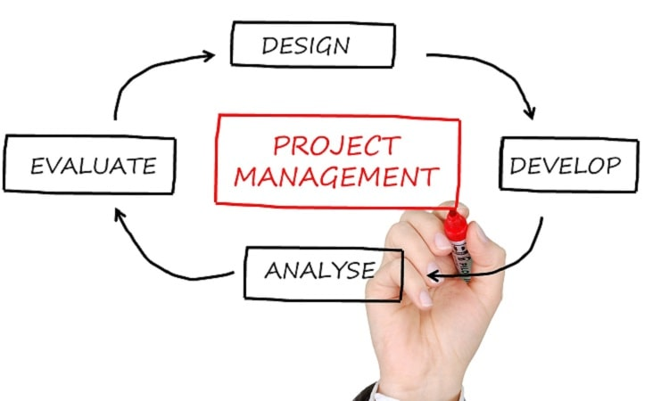 Bild Projektmanagement