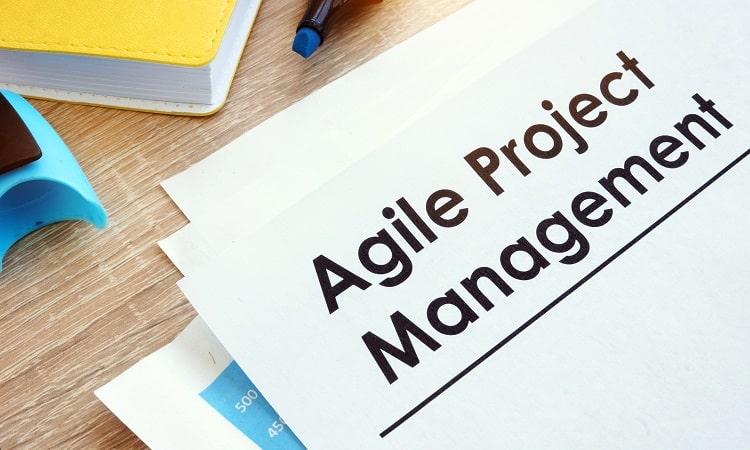 Bild agiles Projektmanagement