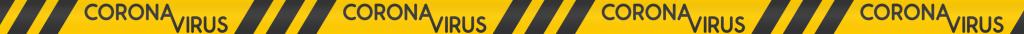 Banner zum Coronavirus Alarm