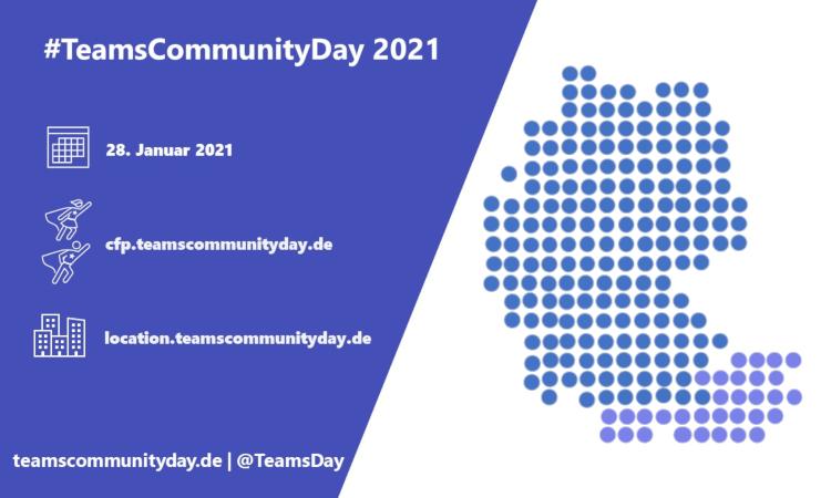 TeamsCommunityDay am 28. Januar 2021
